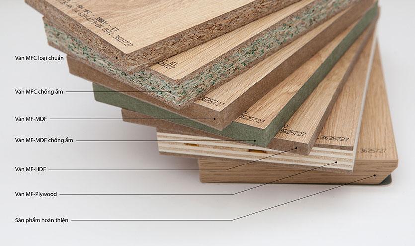 Các chuyên gia khuyên bạn nên làm tủ bếp bằng chất gỗ gì?